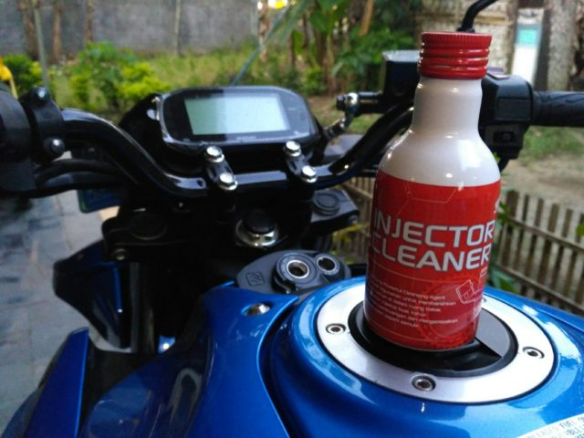 Review Injector Cleaner Honda Genuine Parts, Mesin Terasa Lebih Enteng